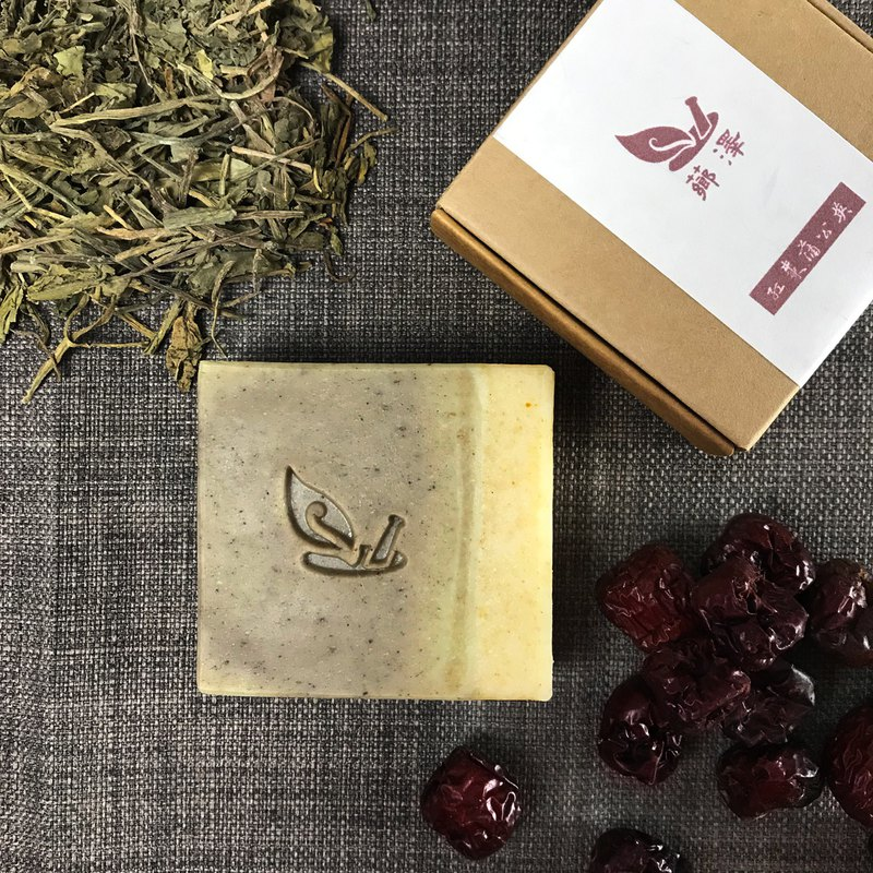 Red Dates-Dandelion(Refreshing Oil Control) |Chinese Herb Handmade Soap