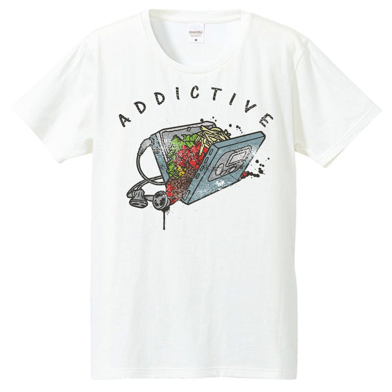 T-shirt / WALKMAN