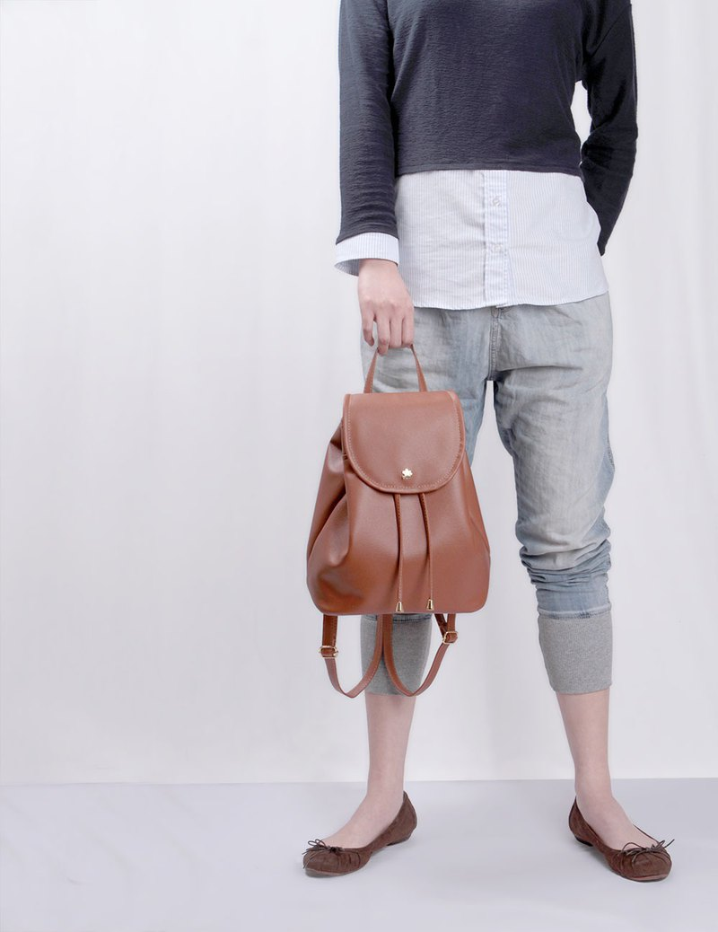 CLM Classic Backpack_Camel (Pre-order)