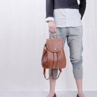 CLM Classic Backpack_Camel