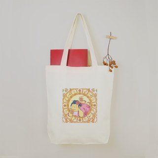[Meat Girl] Meat, Yang Guifei, canvas tote bag