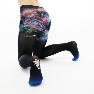 Romantic tights for grown-ups/ #01 The universe under the skirt