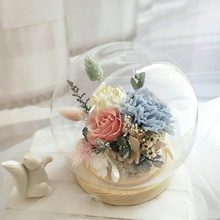 Preserved flowers immortalized the eternal beauty beast rose flower*exchange gifts*Valentine's Day*wedding*birthday