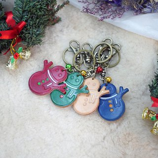 [Christmas limited offer] snowman key ring