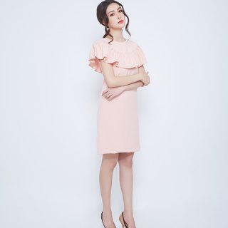 Lady sweet dress (pink)