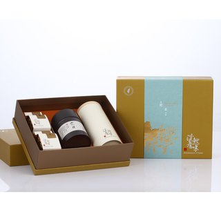 Chinese Moon Festival only - Hua Yin tea gift box - high quality tea gift