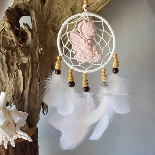 Dreamcatcher - praying angel Parisa aroma stone