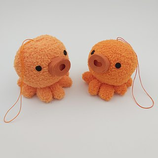Cute Chubby Dolls- Octopus