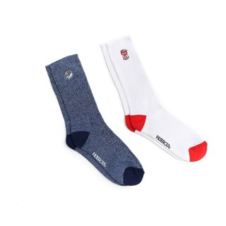 Filter017 Patch Sport Socks 布章運動襪