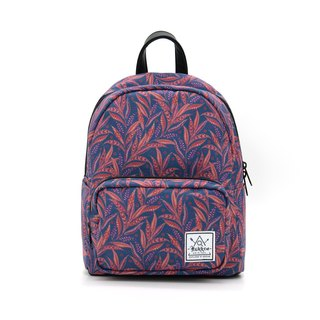 Scarlet Paisley  Mysterious Seeker Backpack