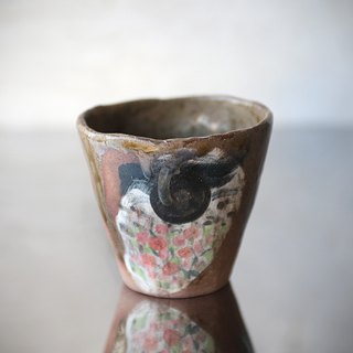 Hand twist cup · Moon cloud