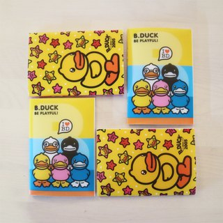 B.Duck Notebook (Size S)