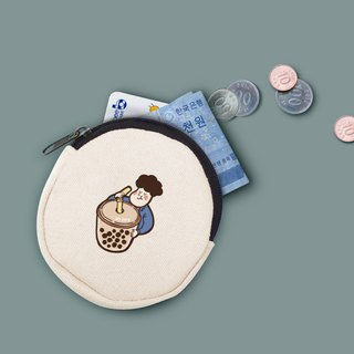Super humorous life series Taiwanese cuisine Coin Purse