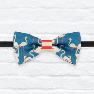 Style 0228 Japan Crane Bowtie - Modern Boys Bowtie, Toddler Bowtie Toddler Bow tie, Groomsmen bow tie, Pre Tied and Adjustable Novioshk