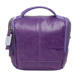 GOLLA Nordic trend monocular camera bag G1565 (deep purple)