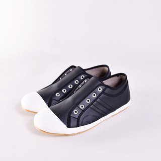 Casual shoes-LANA-U minimalist black