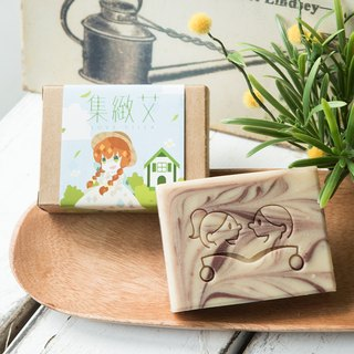 Red Hill Camellia Mud Soap / Anne of Green Gables