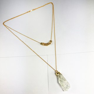 【You are designer】14K Gold Plated Necklace I