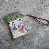 手機包( I PHONE 6 PLUS / 7 PLUS /NOTE皆可)-國語課本(單耳手提)