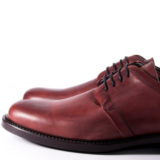 ITA BOTTEGA [Made in Italy] hand dyed Derby gentleman shoes