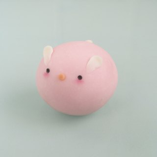 [E] Mid-Autumn Festival exclusive - pink rabbit soap (single entry)