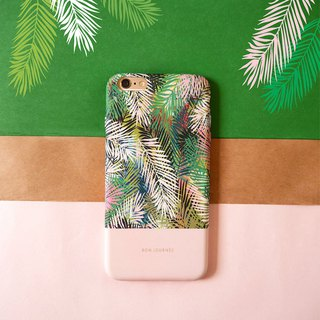 Pink Jungle Mobile Shell