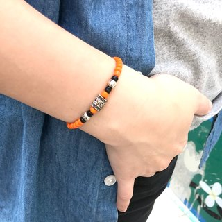 Like a Virgin! Original bracelet ORANGE
