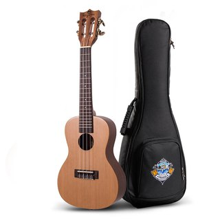 KYM-250CDR-C 23吋Ukulele Sequoia Veneer Classical Head Series Ukulele