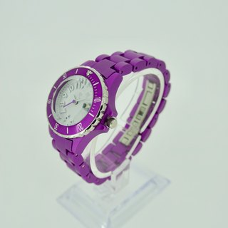 [CATCH Ultra-light's series] Colorful bracelet watch - Purple