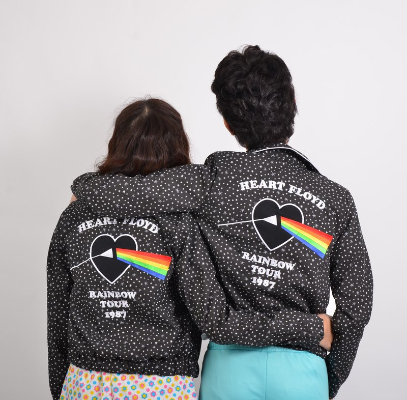 Heart Floyd jacket