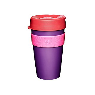 Australia KeepCup Portable Coffee Cup L - Cranberries