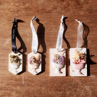 Goody Bag - Dried Floral Strap / Dry Flower Sticks / Dried Floral Stones / Rosemary / Room / Wardrobe Aroma / Fragrance Pendant / Christmas Present