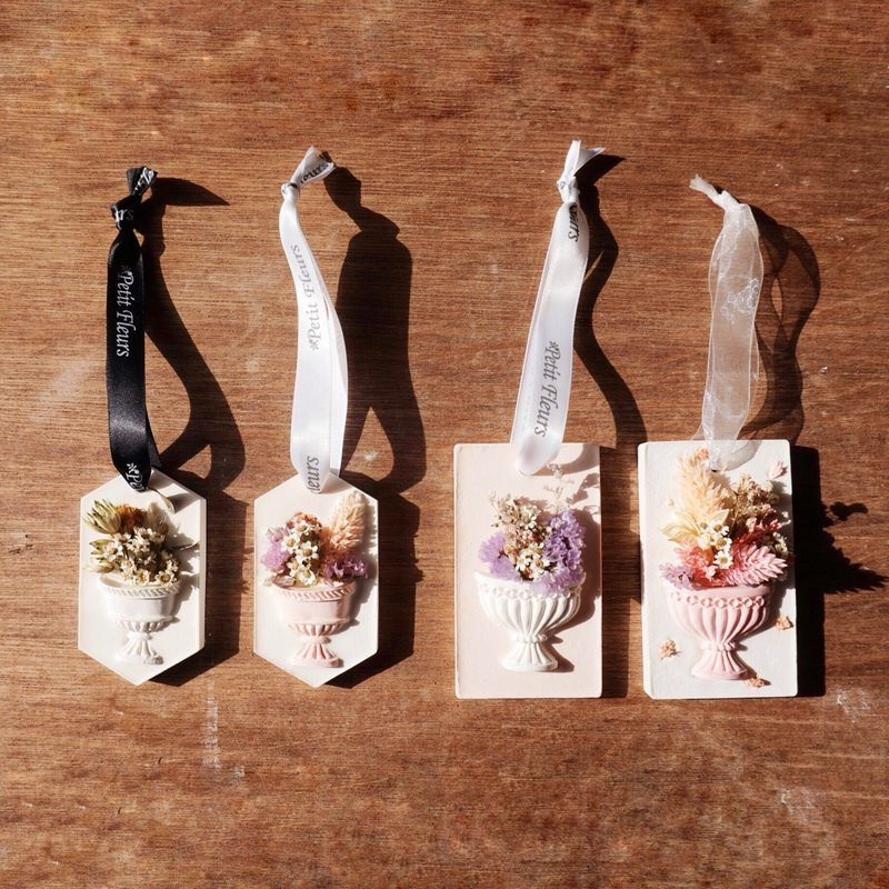 Dried Flower Fragrant Blessing Bag / Dried Flower Fragrance Charm / Dried Flower Fragrant / Scattered Stone / Room /