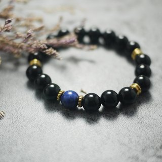 Natural stone bracelet - Southern fish (Agate / Lapis / Accessories / Personality)