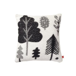 Forest Woven Pure Wool Pillow