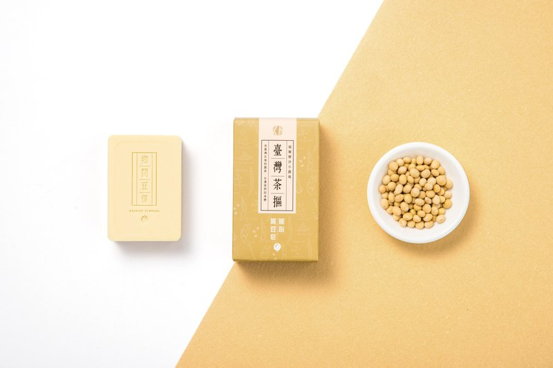 [Taiwan tea pot] country beans stay _ warm heart. Soybean Soap 100g