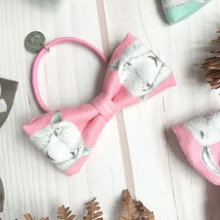 adc|party animals|ribbon|headband|handband|sheep|pink