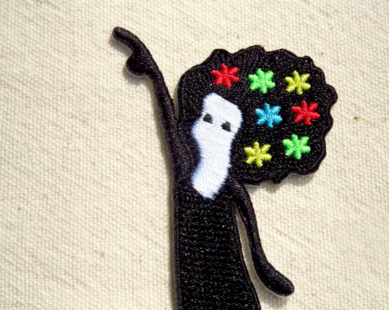 Black Humor Series - High Point - Appliqué