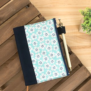 Online shopping limited - A6/50K single pen zipper book / book cover / book cover
