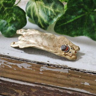Gentle Bear Barrette HA021