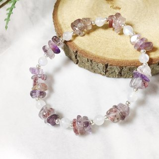 MH sterling silver natural stone custom series_Butterfly Valley_Three Wheels