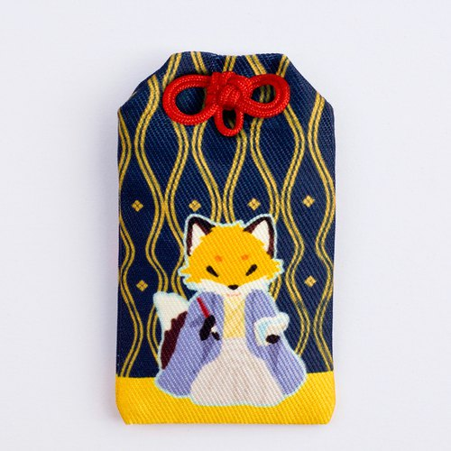 School | Fox incense Royal defensive