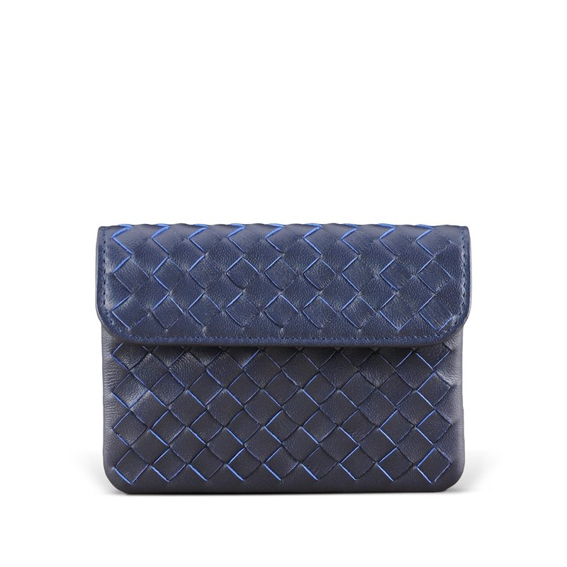 STORYLEATHER woven purse Spot Style 90338