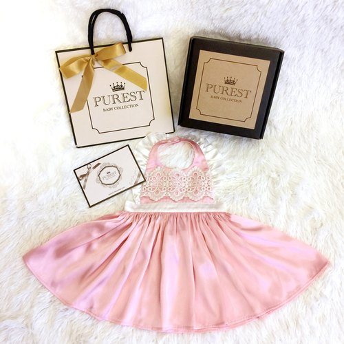 PUREST Princess Barbie gorgeous dress / apron dress gift box / baby moon / birthday / gift preferred