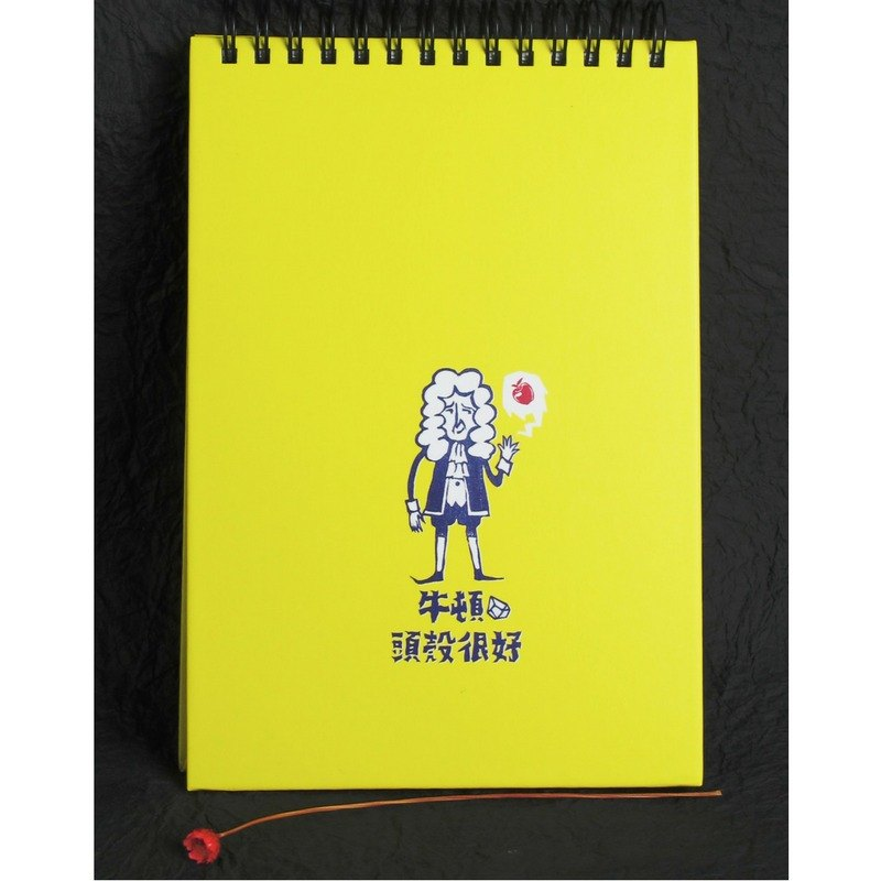 Mapus Newton jazz up notebook