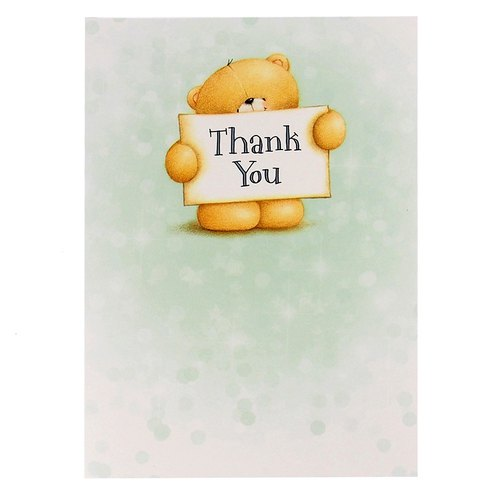 Thank you very much [Hallmark-ForeverFriends-card unlimited thank you]