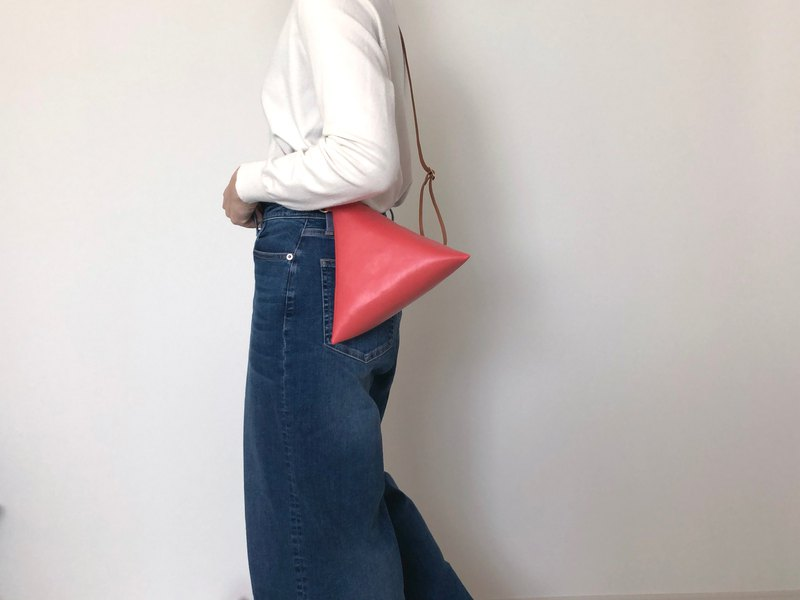 sakura  TRIANGLE 4way Bag