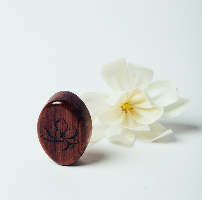 Essential oil solid perfume (Cherry tree 5g)