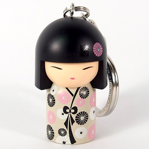 Key ring - Yoshimi respects acceptance of Kimmidoll and Blessed Doll key ring
