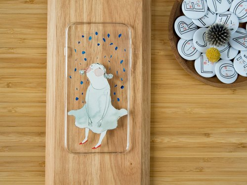 "iPhone case ""wondering"" -  iPhone X - iPhone all models"